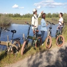 percorsi in bici