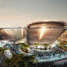 Expo Dubai 2020_Entrance_View