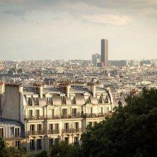 Montparnasse Parigi Baudelaire