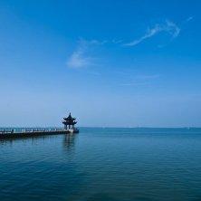 padiglione sul lago