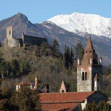 Avigliana castello