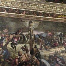 Crocifissione del Tintoretto a Venezia