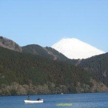 cima monte Fuji