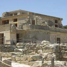 Cnosso resti palazzo