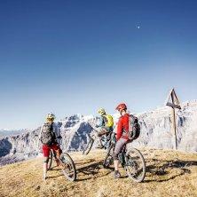 Torrenttrail Aussicht©My Leukerbad AG bici