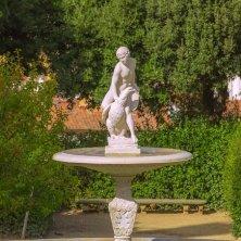 fontana ai giardini di Boboli