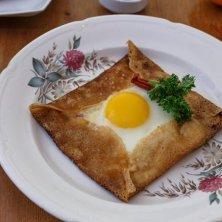 gallette di grano saraceno bretone