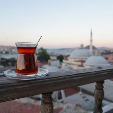 tea a Istanbul