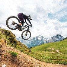 ©2020_Les 2 Alpes_VTT_Luka Leroy mountain bike