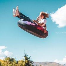 ©les 2 alpes_bouée luge_luka leroy salto airbag estate a Les 2 Alpes