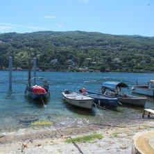 barche isola dei Pescatori
