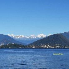 lago Maggiore azzurro