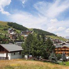 natura a Les 2 Alpes borgo