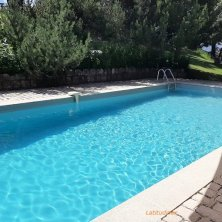 piscina hotel Chalet Mounier