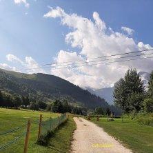 sentiero natura a Les 2 Alpes