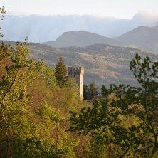 torre castello Montese