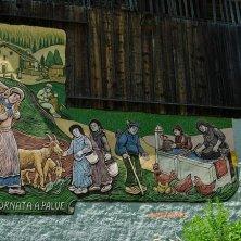 Palue_graffito_phVGaluppo borghi delle Dolomiti