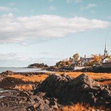 autunno costa Quebec