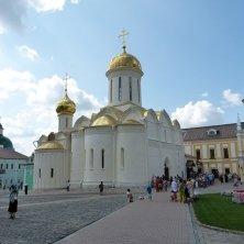 cattedrale della Trinità Sergiev Posad