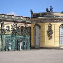dettaglio palazzo Potsdam
