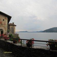 eremo di Santa Caterina lago Maggiore