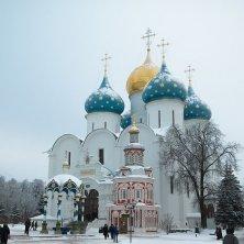 inverno a Sergiev Posad