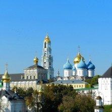monastero della Trinità Sergiev Posad Russia