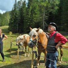 Alexia e Ricky_Zoldo Mountains_fotoEVallarin
