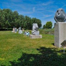 Caorle slow _Parco Altanea_sculture_phVGaluppo