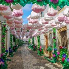 città a festa Tabuleiros