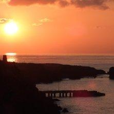 tramonto isolano