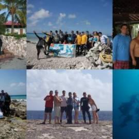 … y fuimos a Bonaire otra vez!