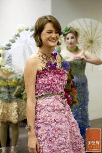Floral Dress designed by Jennifer Lato