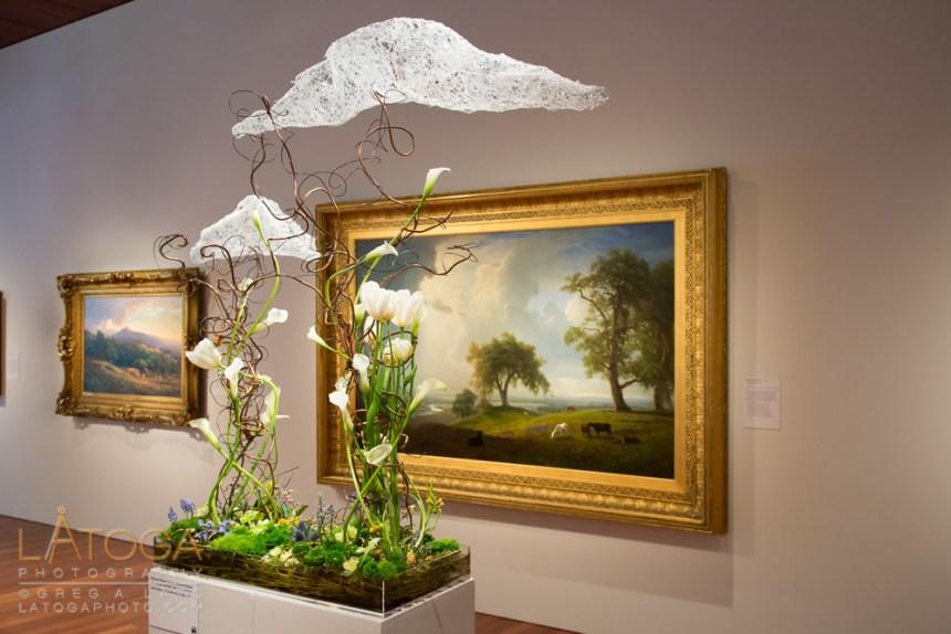 2013 Bouquets to Art - Michael Daigian Design & Jennifer Lato, AIFD