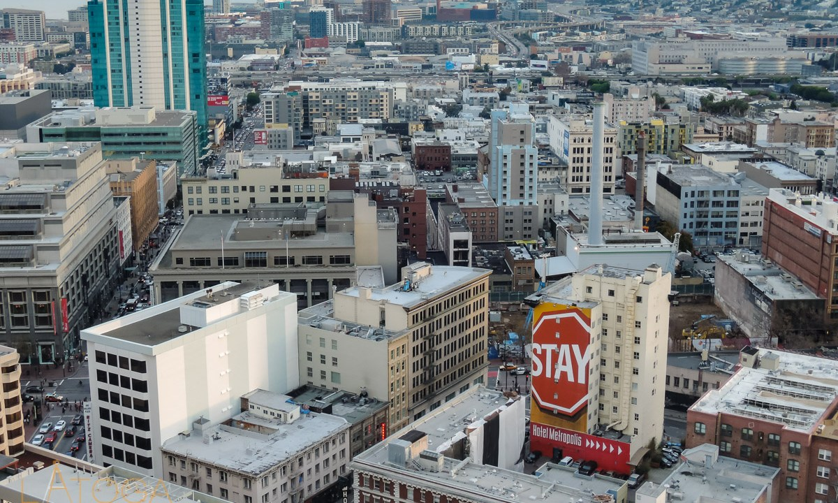 Stay in San Francisco
