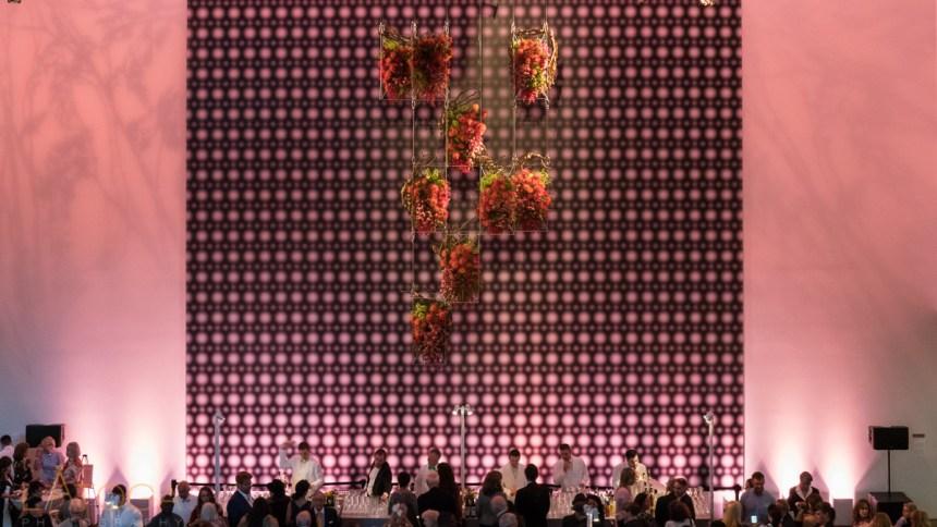2015 Bouquets to Art - Sharpstick Studio