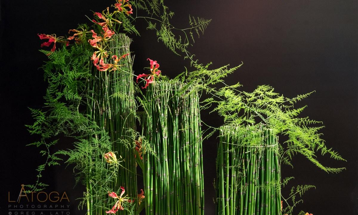 2016 Bouquets to Art - Aratame School