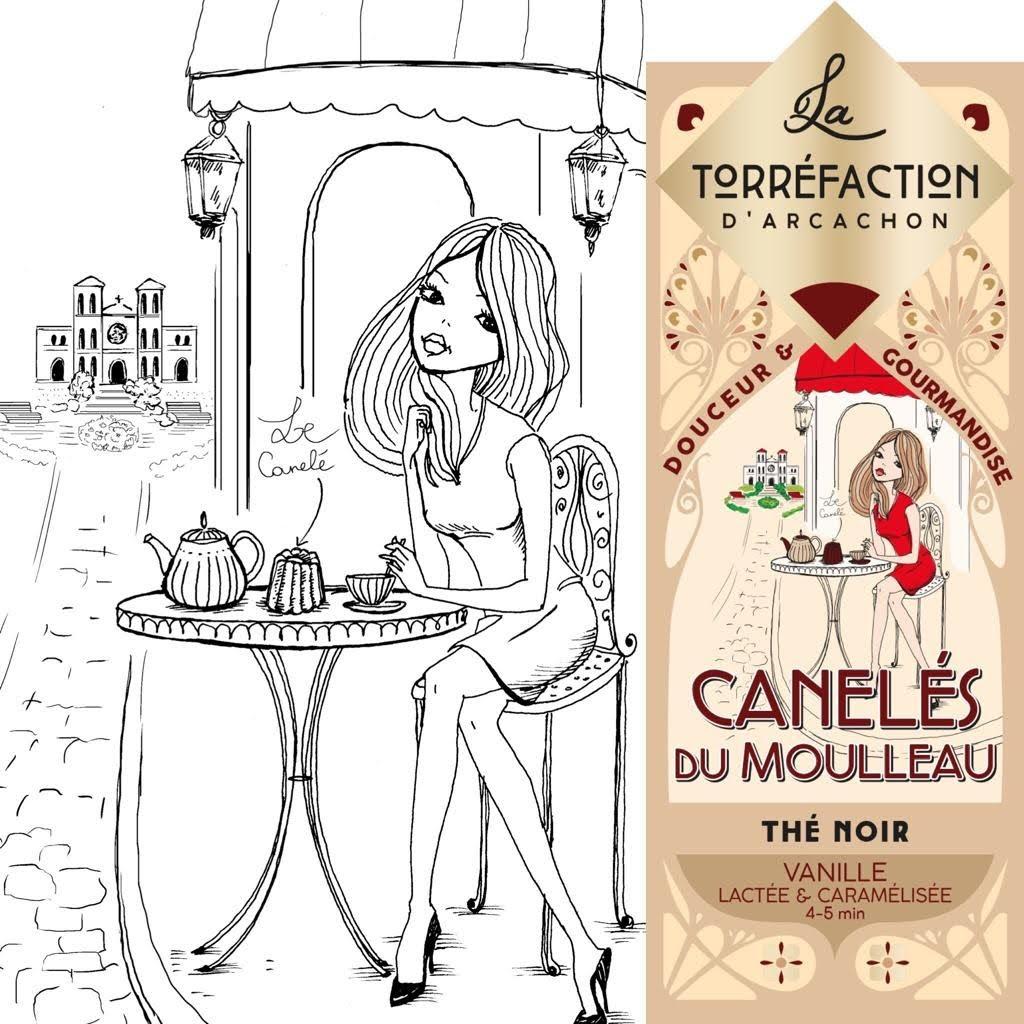canelés du moulleau recette maison La Torréfaction d'Arcachon