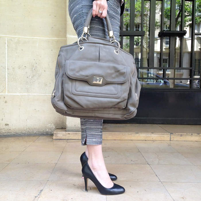Sac Zara - Escarpins Marie-Claire