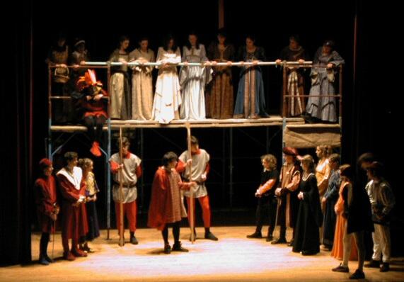 Romeo e Giulietta_La Traccia