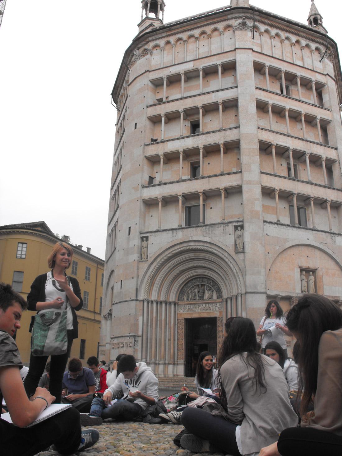 Parma_La traccia