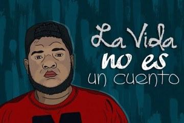 MECAL - La vida no es un cuento |Video Lyric