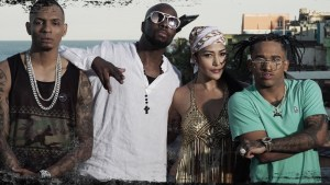 Wyclef Jean, Bryant Myers, Anonimus y Farina - Hendrix Remix [ Video Oficial ]