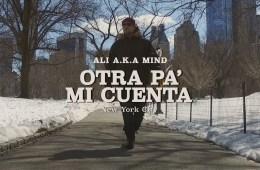 ALI A.K.A. MIND - Otra pa' mi cuenta