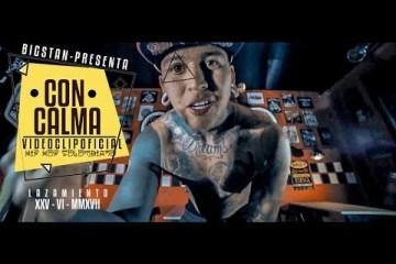 CON CALMA - VideoClip Oficial - Stan MC