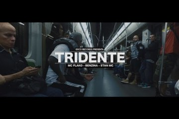STAN MC, BZNA, MC FLAKO - TRIDENTE (Video Oficial) Esco Records