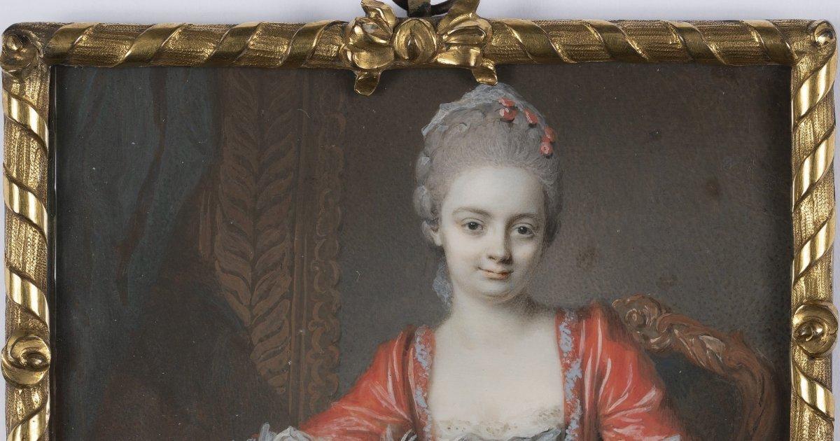 Deux nouvelles miniatures de Johann Eusebius Alphen pour Stockholm
