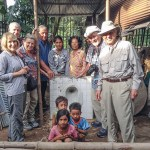 Rotary Sponsors Visit Cambodia Project