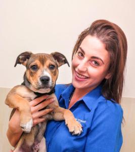 kayla pic - Kayla Saunders - Vet Nurse