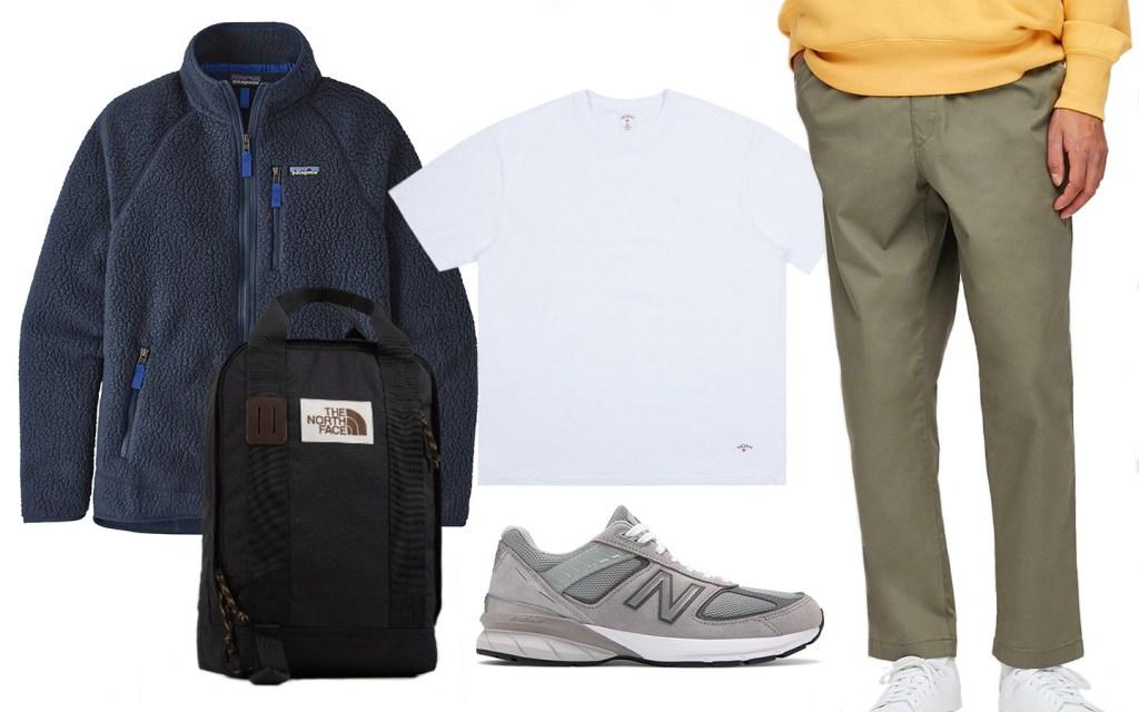 Street Style men sport